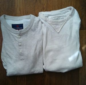 Mens A&F long sleeves. Medium.